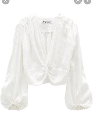 Блуза zara новая с биркой