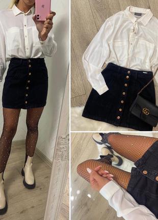 Комплект ❤️ s юбка рубашка
