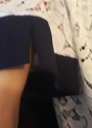 Новое платье  с накидкой-кардиганом 2 в 1