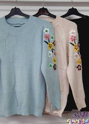 Кашемировой свитшот, свитер