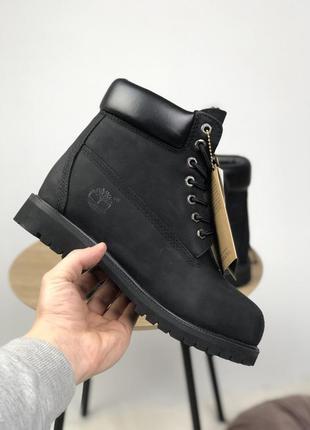 Ботинки сапоги timberland premium fur