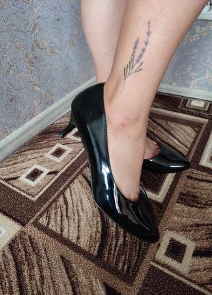 Туфлі туфли балетки чешки