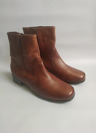 Шкіряні чобітки footglove