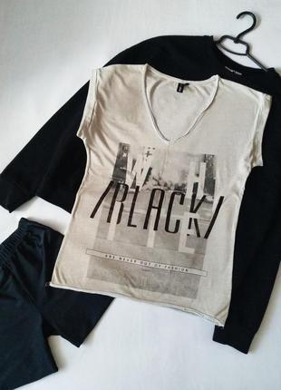 Стильная брендовая футболка