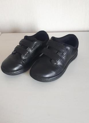 Кожаные ботиночки crocs