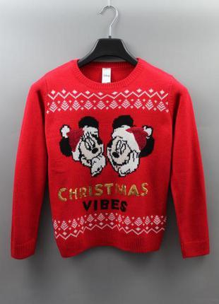 Тепленький та стильний дитячий светр бренду c&a & disney