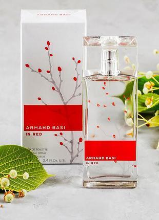 Осенний аромат в стиле armand basi in red из дубая, духи на осень