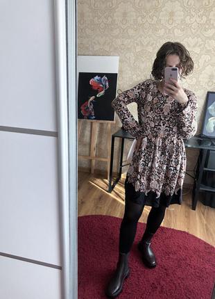 Сукня бохо платье
