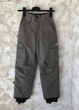 """Лижні штани """" fireball   """" ( 10 років)"""