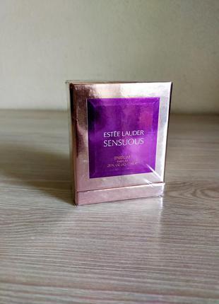 Духи estee lauder sensuous parfum