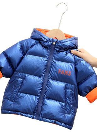 Шикарные куртки для деток