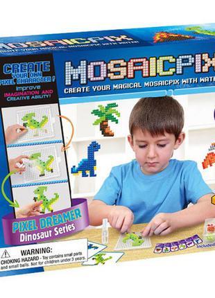 Детская аквамозаика динозавры 55002, 780 деталей