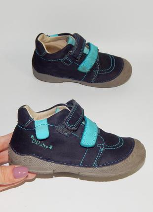 Ботинки, ботиночки десисезонные d.d.step