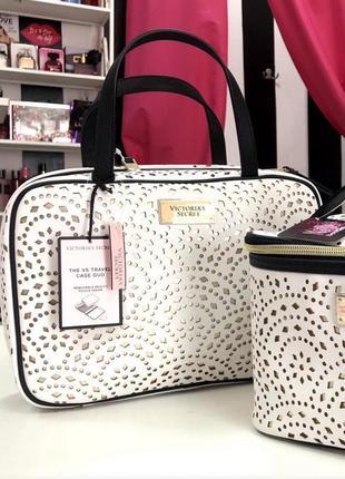 Кейс сумка косметичка victoria's secret
