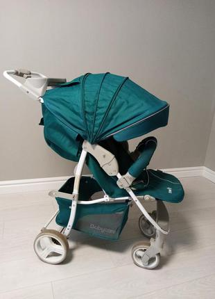 Коляска прогулочная babycare swift