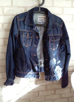 Джинсовая курточка next размер 14