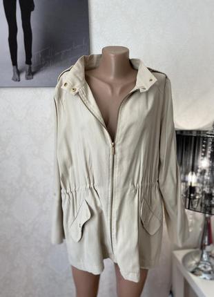 Куртка накидка zara
