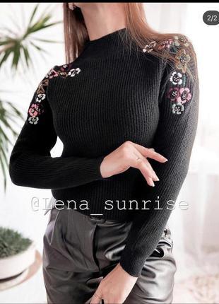 Стильный модный свитер кофта много расцветок