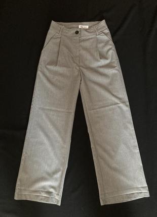 Классические брюки/прямые брюки/кюлоты