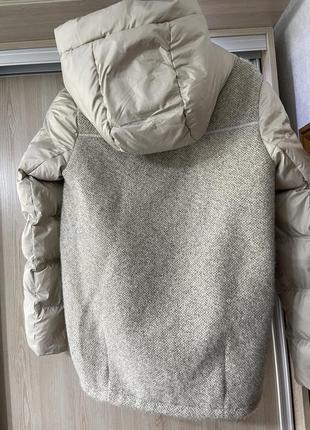 Курточка осень/ тёплая зима