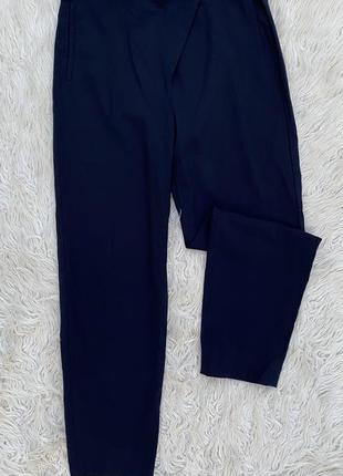 Классические брюки с тонкой шерсти раз.s