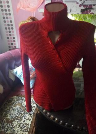 Гольф свитер.