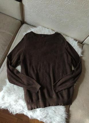 Мужская кофта длинный рукав свитер george