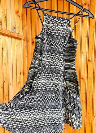 Платье сарафан topshop