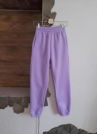 Стильні теплі штани
