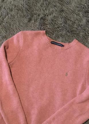 Идеальный мягенький свитер