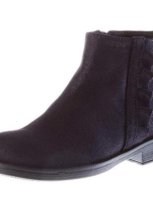 Демисезонные ботинки geox agata 37, 38 р.