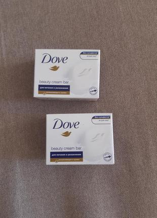 Крем мыло dove 100г