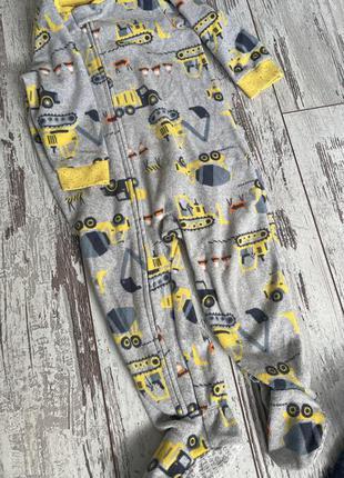 Чоловічок піжама для хлопчика