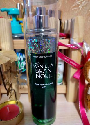 Мист на пробу vanilla bean noel (распив 15 мл)