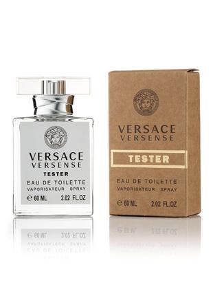 Туалетная вода тестер  versace versens
