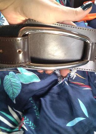 Joop v кожаный ремень корсет пояс из натуральной кожи