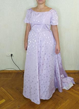 Платье принцессы бальное