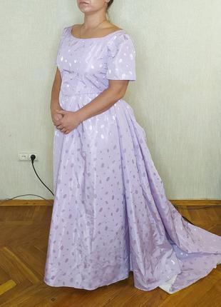 Платье принцессы бальное, театральное