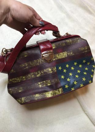 Сумка американский флаг