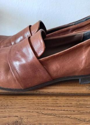 Lilimill італія шкіряні туфлі 40 р. 26 см