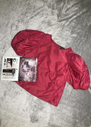 Стильная блуза с объёмными рукавами primark