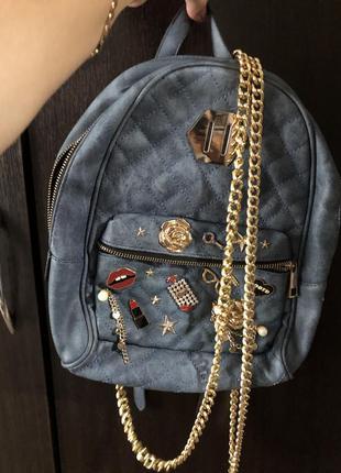Шикарный необычный рюкзак aldo