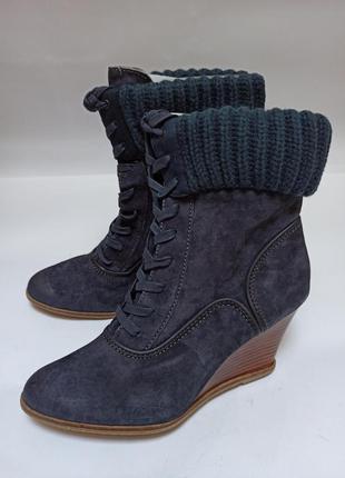 Pier one полусапоги.брендовая обувь stock