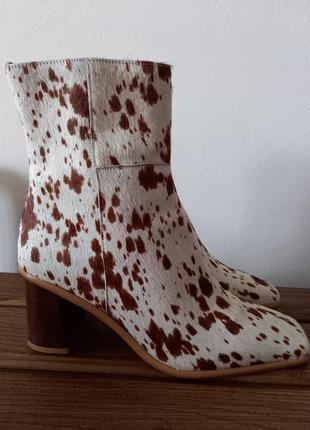 Alohas іспанія шкіряні черевики ботильйони 41 р.
