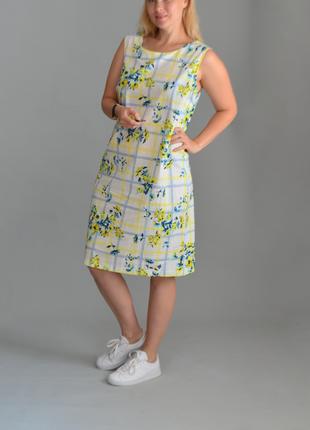 5320\62 летнее платье bonmarche xxl