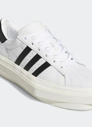 Женские кроссовки beyonce adidas superstar platform shoes