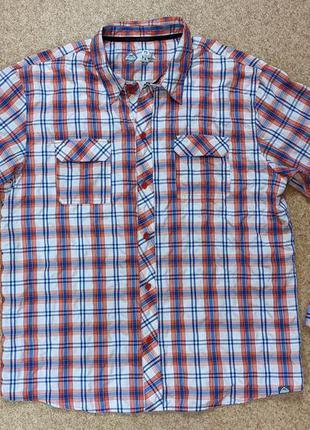 Трекинговая рубашка mckinley