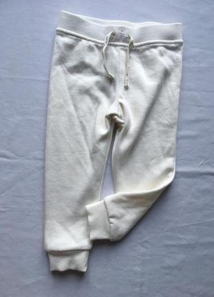 Нові теплі штани джогери primark 86 см на флисе