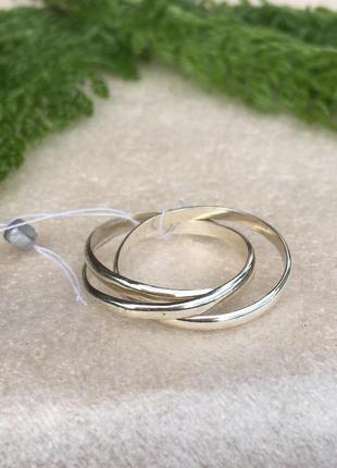 Кольцо серебряное вера, надежда, любовь