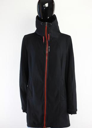 Фирменная удлиненная  кофта ветровка куртка в стиле cos massimo dutti sandro
